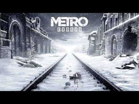 Metro Exodus - E3 2017 Announce Gameplay Trailer [UK]