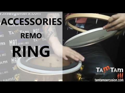 ¿Como apagar una bateria? Remo Ring Control en Tam Tam Percusion