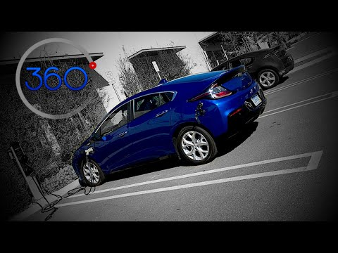 2016 Chevy Volt FIRST DRIVE REVIEW In #360Video