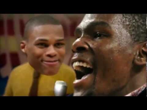 NBA Big Things Are Coming Bobble Head Commercial - Happy Together