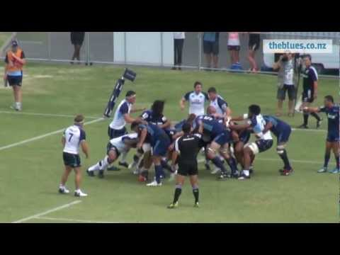 Blues v Waratahs pre-season trial highlights | Super Rugby Video Highlights