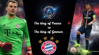 Paris saint germain VS Bayern munchen introduction (27-9-2017) champions league