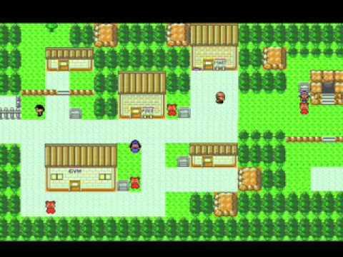 Pokemon Silver Gold Crystal Azalea Town Blackthorn City