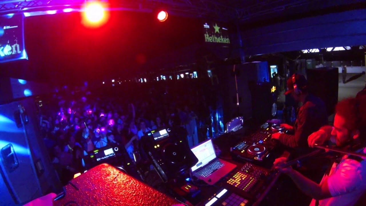PAJI live @ Rooftop in Bucharest 21.06.2014