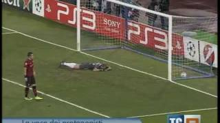 Champions League: Napoli - Manchester City (2-1) - 22/11/2011