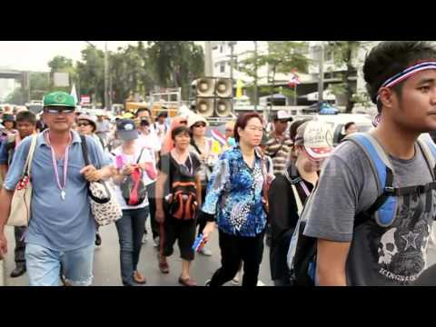 THAILAND PROTESTS CONTINUE TUESDAY