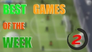 Best Free Games of the week - #2 (iPhone, iPod, iPad)