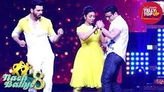 Download Divyanka Tripathi Sizzles The Dance Floor With Reel & Real Life Husband | Nach Baliye 8 | Star Plus 3Gp Mp4