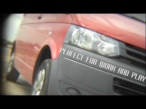 VW T5 Transporter 4Motion van review