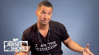 The Situation vs. Walls: No Clear Winner | Jersey Shore