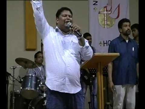 Yeshuvilen Thozhane - Malayalam Worship - Chikku Kuriakose - Muscat Pentecostal Fellowship video