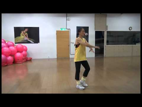基隆市健康操-室內操、拍打操