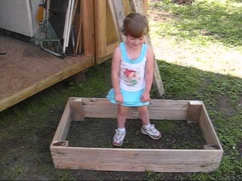 Pallet Recycling ~ Compost Bin and Square foot gardening raised beds ~ Recycling Free Pallets :)