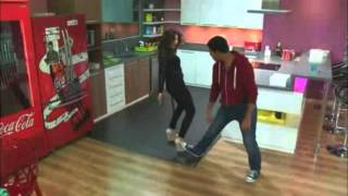 star academy 10- Lea Makhoul and Mohammad Chahine- danse et chante ensemble