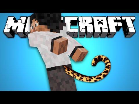 ЗАБАВНЫЕ ХВОСТЫ - Minecraft (Обзор Мода)
