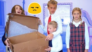🎒Back to School Uniform Unboxing- I HATE Them 😡
