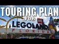 Touring Plan for Legoland Florida