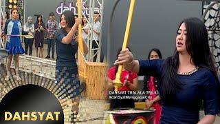 download lagu Hebatnya Dewi Perssik Bermain Mayoret Dahsyat 30 Agustus 2016 gratis