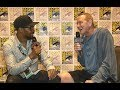 The RZA talks 'Cut Throat City' at ComicCon 2018