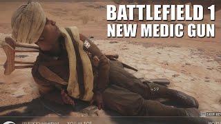 New Medic Gun - Battlefield 1 M1916 Sharpshooter