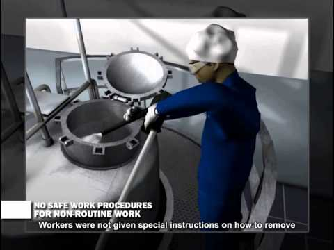Case Study 4: Workers Overcome by Toxic Gas During Reactor Washing