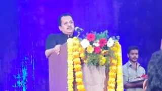 Honorary speech in the praise of late Thiru S.S.Rajendran (Actor / Politician)