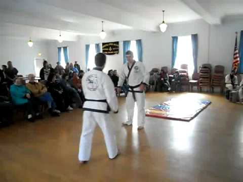 Awesome Tang soo do one steps Image 1
