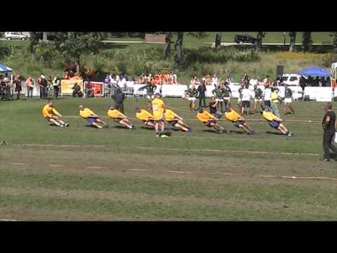 World Championships 2014 - Herrar640   Sverige VS  England   Semifinal 1
