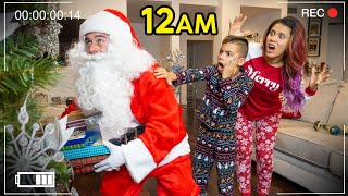 We CAUGHT SANTA CLAUS On CHRISTMAS EVE!!! 🎁 | The Royalty Family