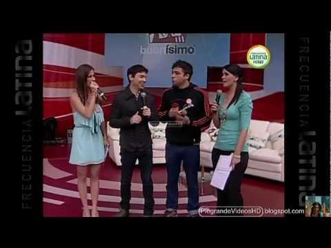 Marisel Linares en la Teletón 2012
