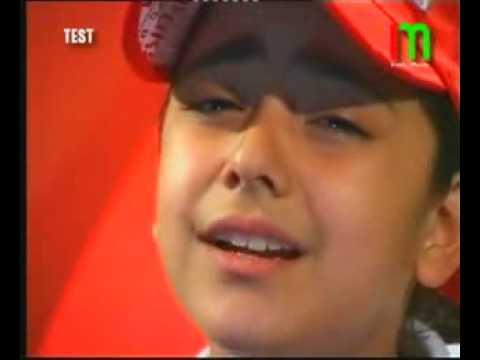 Farsi=Tajiki=Dari (Dj negor) نگار آواز خوان کودک ایرانی