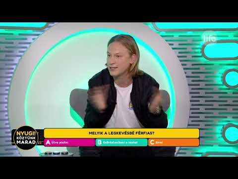 Miskovits Marci: az ülve pisilés kulturált férfi dolog  - Life TV