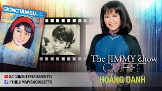 The Jimmy Show | Danh ca Hoàng Oanh | Show 15 | SET TV