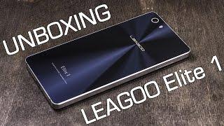 LEAGOO Elite 1 распаковка и первые впечатления. UNBOXING LEAGOO Elite 1 от FERUMM.COM