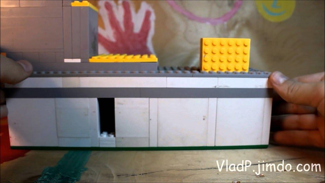 Как сделать конфетный автомат из лего 1 фотография