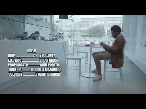 Childish Gambino - Because The Internet (Screenplay) All scenes w/ music.