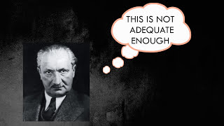 Martin Heidegger The Question Concerning Technology Presentation
