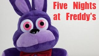 Bonnie Collectible Plush - Five Nights at Freddy