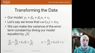 download lagu Lecture26 Data2decision Correcting For Heteroscedasticity gratis