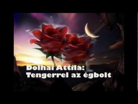Dolhai Attila - Tengerrel Az égbolt