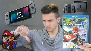 Nintendo Switch KAPUTT !!! Skandal !!!