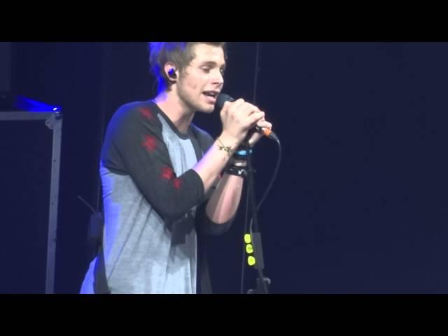 5 Seconds of Summer - Amnesia @ Key 103 Summer Live 17.7.14