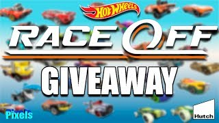 Hot Wheels Race Off - Giveaway / Unlock All Cars