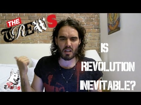 Is Revolution Inevitable? Russell Brand The Trews (E228)