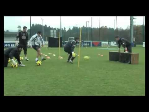 Goalkeeper Speed & Reaction Training