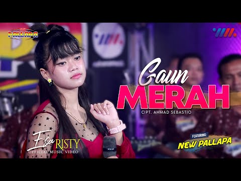 Download Lagu ESA RISTY ft NEW PALLAPA | GAUN MERAH | LIVE CONCERT WAHANA MUSIK