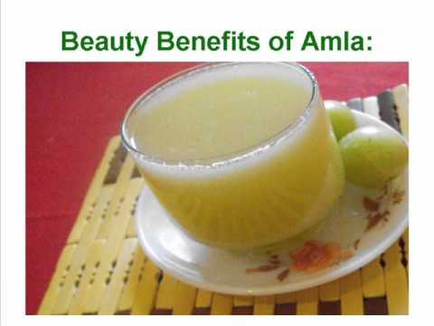 Health & Beauty benifits of Amla (Indian Gooseberry)