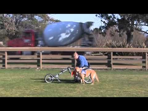 Rio Mobility Dragonfly Handcycle instructional video