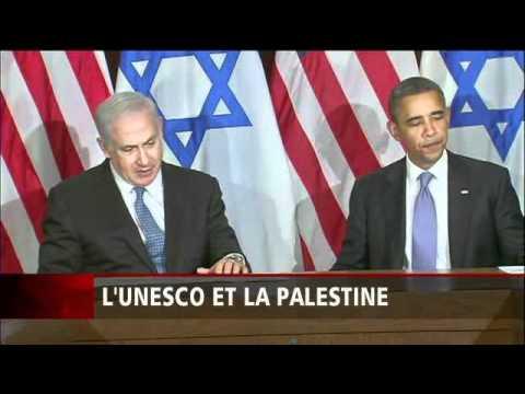 L'Unesco a accepté la soumission de la Palestine à un vote