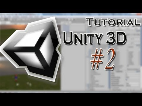 Desenvolvimento de Games - Tutorial de Unity 3D # 2 - Criando Scenes e Terrenos